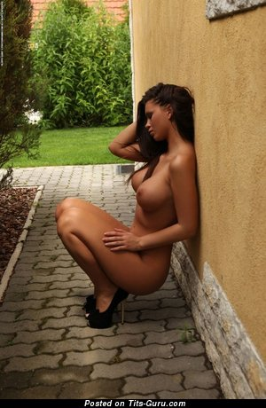 Image. Nude hot woman with big boob photo