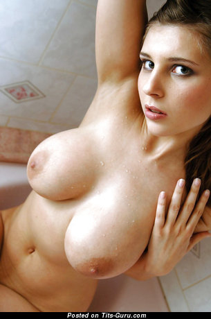 Image. Naked hot lady with big natural boobs picture