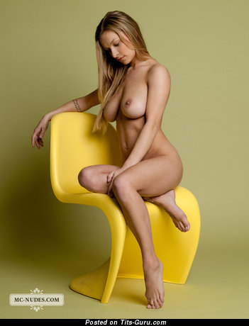 Daisy Van Heyden - Yummy German Female with Yummy Defenseless Natural Normal Chest (18+ Pix)