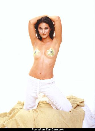 Emmanuelle Chriqui - Lovely Naked Canadian Red Hair Actress (4k Porn Foto)