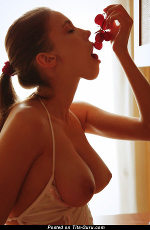 Image. Mila Azul - sexy nude hot girl with big natural tittes image