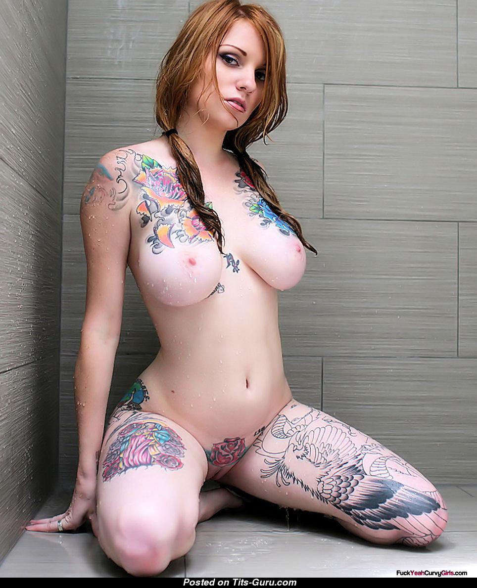Sexy tattoo porn