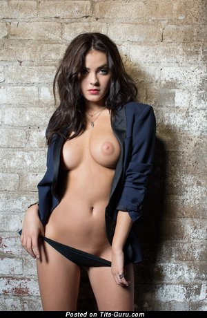 Image. Alexandra Tyler - brunette with big tittes picture