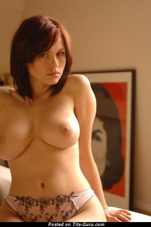 Nude wonderful lady with big tittys photo