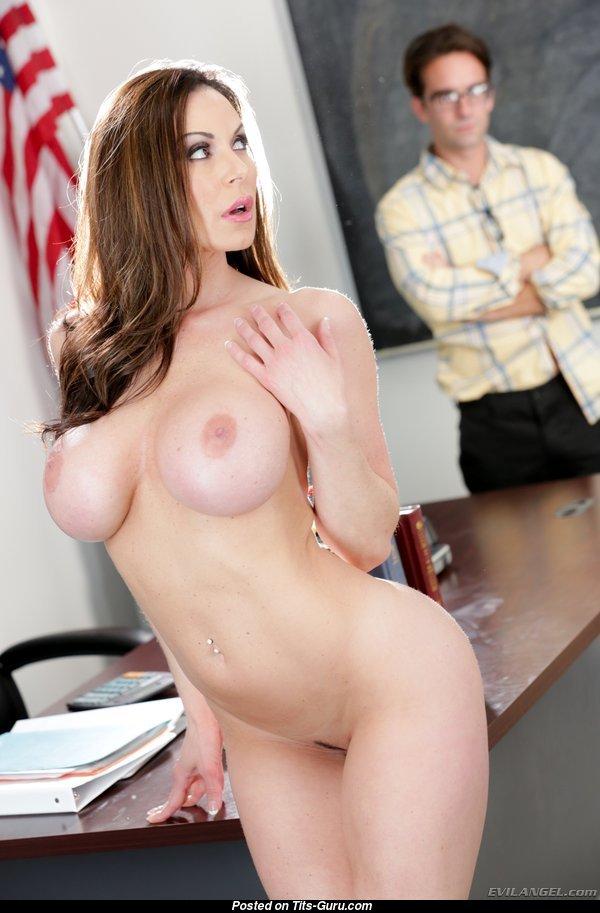 Kendra Lust - Red Hair Pornstar, Mom  Teacher With Bald -6845