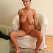 Stella Jones - amazing girl with big natural tittes photo