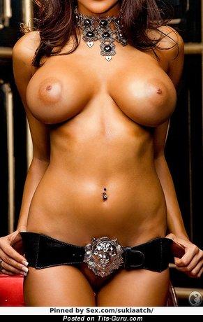 Image. Jesse Preston - nude nice girl with big tots image