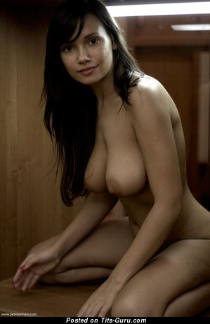 Image. Naked wonderful girl with big natural tittys pic