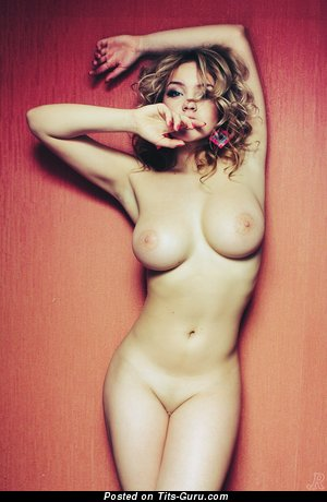 Image. Naked wonderful woman with big tittys image