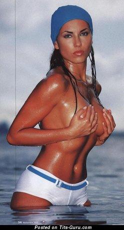 Barbara Mori - sexy naked amazing female photo