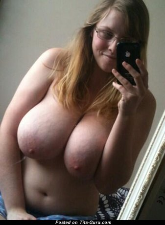Image. Hot woman with huge natural tits image
