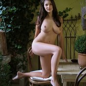 Anita Queen - nice girl with big natural tittes image