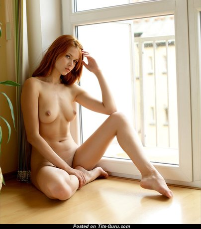 Lovely Floozy with Lovely Defenseless Natural Slight Busts (Hd Xxx Photo)