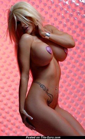 Image. Nude hot girl with huge boobies photo