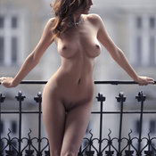 Nice female with natural tittes image