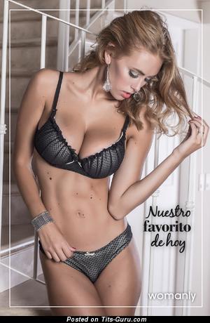 Juliana Kawka: sexy nude nice woman with medium boobies photo