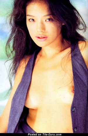 Shu Qi - Alluring Taiwanese, Chinese Babe with Alluring Defenseless Natural Small-Scale Boobys (Hd Porn Photoshoot)