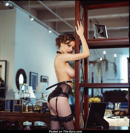 Darya Scherbakova - Cute Topless Honey (18+ Foto)