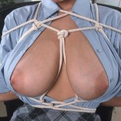 Betti Ballhaus - wonderful lady with huge natural boobies picture