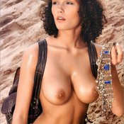 Masha Kozlova - hot lady with big natural tits image