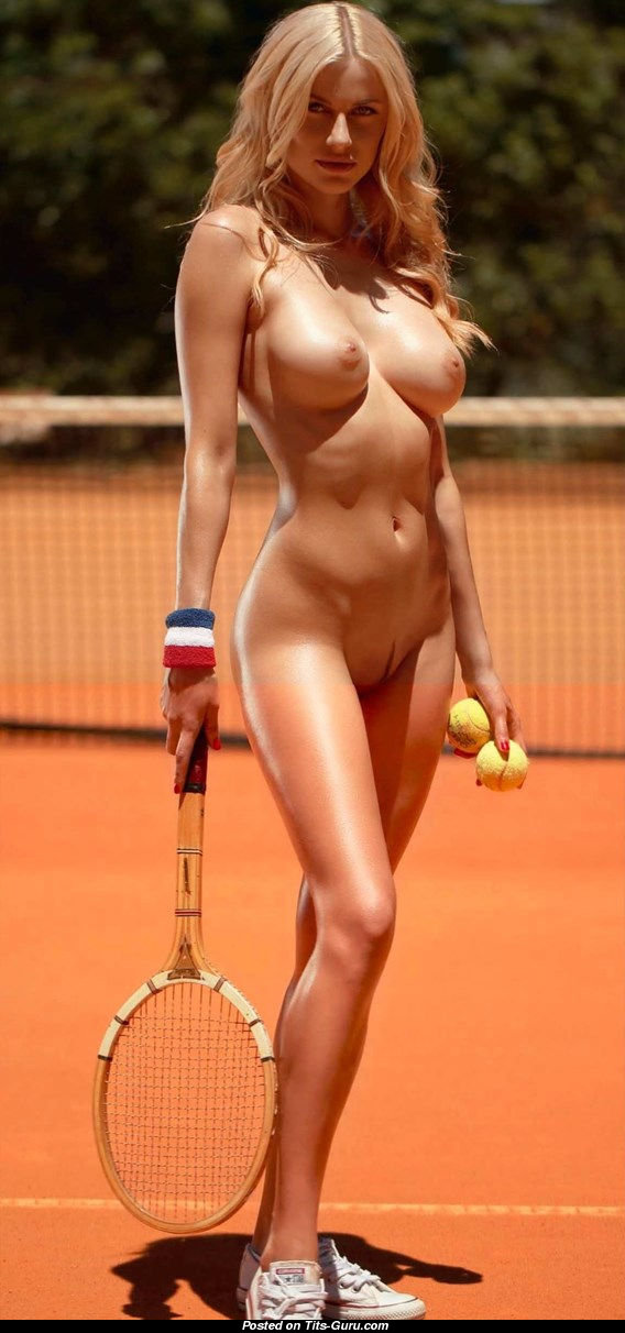 Olga De Mar - Topless  Glamour Playboy Blonde With Bald -3457