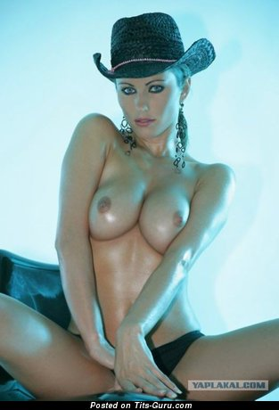Image. Nude hot female with medium natural tittes image