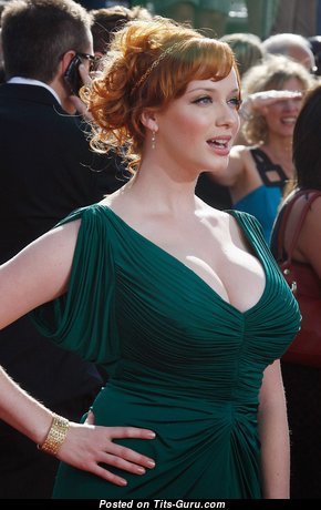 Christina Hendricks - Cute Non-Nude American Red Hair Babe, Actress, Girlfriend & Strippers with Cute Real Full Jugs in Bikini, Pantyhose & Stockings is Doing Fitness (Hd Sex Photoshoot)