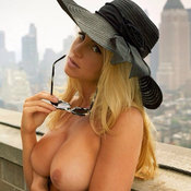 Hot female with big tits image