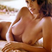 Brooke Burke - nude brunette with medium natural tittys pic