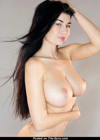 Graceful Babe with Graceful Bald Tight Breasts (Hd 18+ Photoshoot)