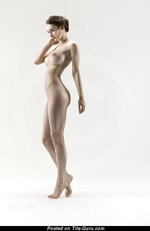 Фотка офигенной обнажённой женщины