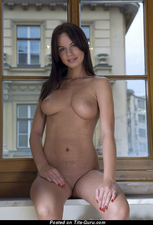 Image. Nude awesome lady with big natural tittys photo
