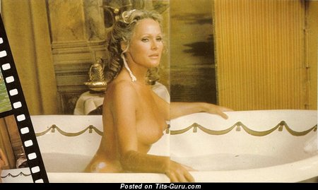 Ursula Andress - nude awesome woman with medium natural boobs picture