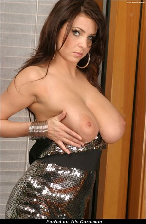 Image. Ewa Sonnet - naked wonderful girl with big natural tittys image