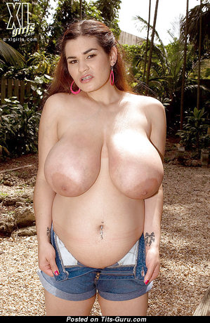 Haydee Rodriguez - Sweet Glamour & Topless American Red Hair Pornstar & Strippers with Sweet Bare Natural Tits & Huge Nipples (18+ Photoshoot)