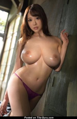 Rara Anzai - Pretty Topless Asian Actress in Shorts (Hd Sex Pix)