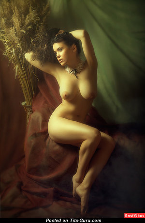 Image. Naked wonderful lady photo
