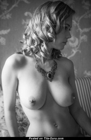 Magnificent Moll with Magnificent Nude Real Dd Size Melons (Xxx Photo)