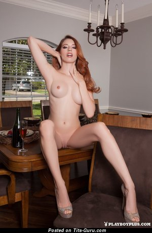 Caitlin Mcswain - Dazzling Unclothed Red Hair (Sex Pic)