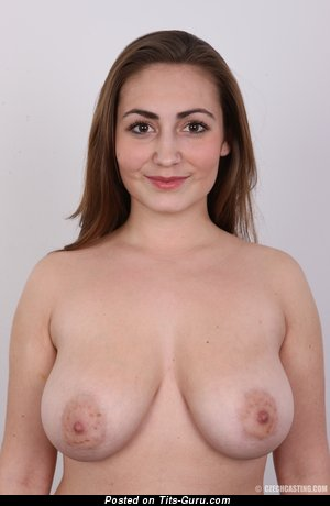 Marketa (czech Casting No.2212) - Hot Topless Czech Red Hair with Hot Bare Real Medium Sized Tittes & Puffy Nipples (4k Sex Photo)