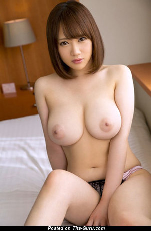 Image. Unknown - sexy asian brunette with big tots image