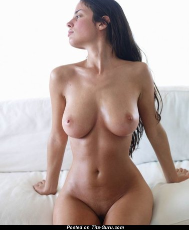 Image. Nude amazing lady with big natural breast pic
