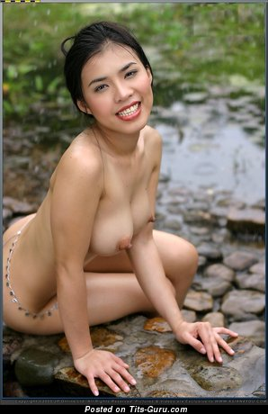 Image. Nina - naked asian with big tittys image