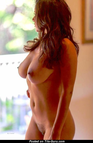 Devi - Cute Glamour Undressed Brunette with Giant Nipples (Hd Sexual Picture)