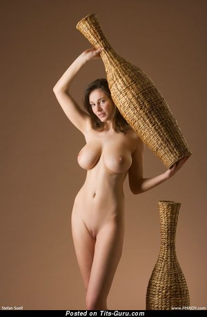 Image. Naked hot lady with big tittes image