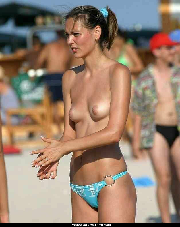 tiny tits beach