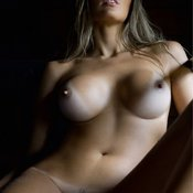 Good-Looking Babe with Good-Looking Naked Normal Tits & Long Nipples (Xxx Image)