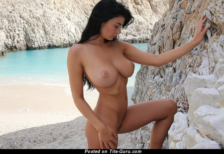 Image. Luci Li - nice female with big natural tittes pic