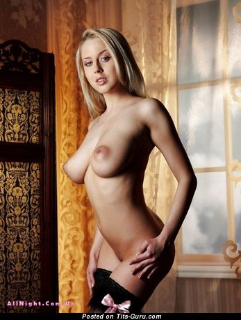 Image. Amazing girl with big natural breast picture