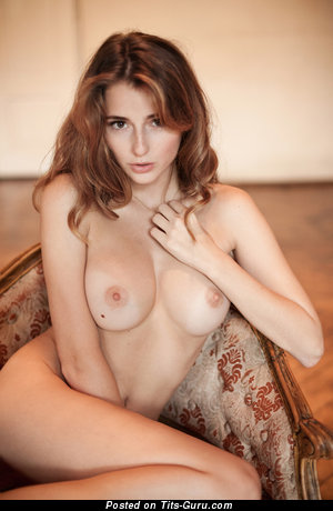 Appealing Female with Appealing Defenseless Soft Boobie (18+ Pic)